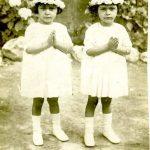 Gaby et Pauline ISSOREL